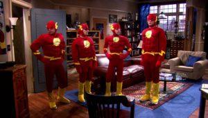 The Big Bang Theory: 1×6