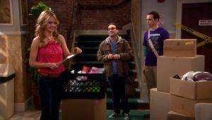 The Big Bang Theory: 2×19