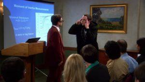 The Big Bang Theory: 1×9