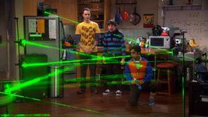 The Big Bang Theory: 2×18