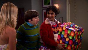 The Big Bang Theory: 1×16