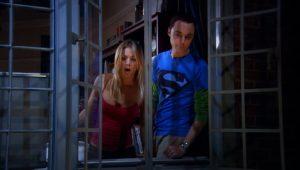 The Big Bang Theory: 2×7