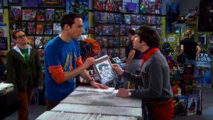 The Big Bang Theory: 2×20