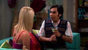 The Big Bang Theory: 1×8