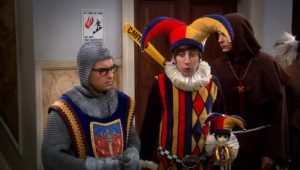 The Big Bang Theory: 2×2