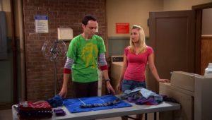 The Big Bang Theory: 2×1